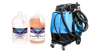 Carpet cleaner and solution. Vesco is an automotive carpet cleaner distributor in Michigan.